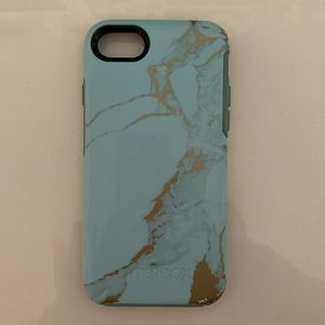 Marble Otterbox iPhone Case 7/8